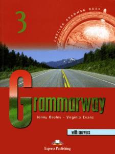 Grammar - Grammarway 3