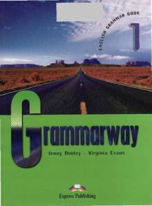 Grammarway 1 Without Key