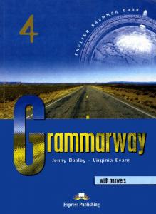Grammarway 4 with key EXPRESS PUBLISHING