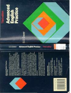 Graver Advanced English Practice