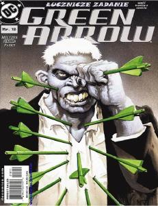 Green Arrow v3 18