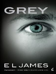 Grey Piecdziesiat twarzy Greya EL James