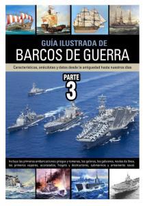 Guia Ilustrada de Barcos de Guerra 3