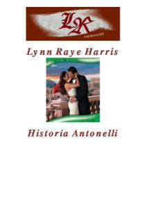 Harris Lynn Raye Historia Antonelli