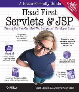 Head First Servlets and JSP 2nd Edition