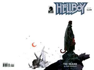 Hellboy The Island 01