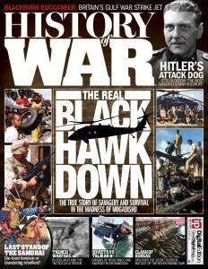 History of War 2016-01
