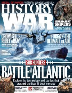 History of War 2016-03