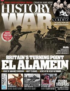 History of War 2016-04
