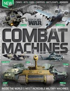 History of War. Book of Combat Machines