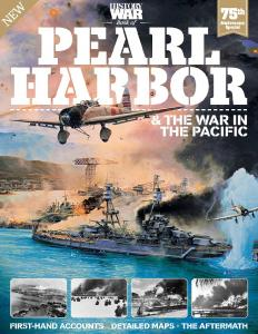 History of War. Book of Pearl Harbor