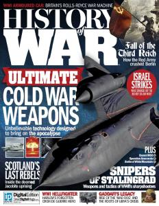 History of War - Issue 15