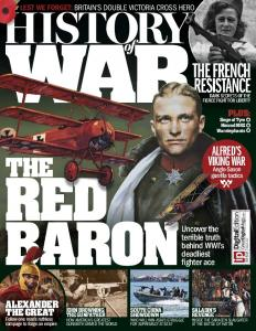 History of War - Issue 22