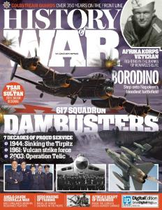 History of War - Issue 32