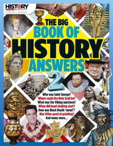 History Revealed - The Big Book of History Answers 2 2017