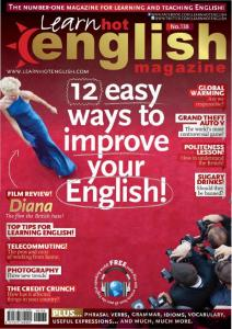hot english 138 nov 2013