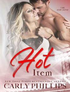 Hot Item (Hot Zone #3) - Carly Phillips