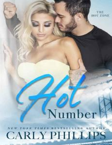 Hot Number (Hot Zone #2) - Carly Phillips