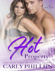 Hot Property (Hot Zone #4) - Carly Phillips