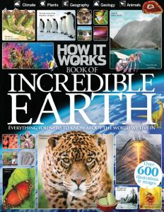 How It Works Book of Incredible Earth 2014