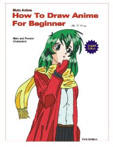 [How to draw anime for Beginner]