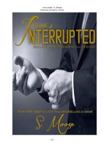 I S. Moose - Interrupted Vol