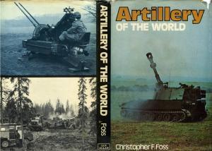 Ian Allan - Artillery of the World