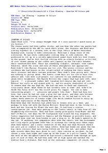 Ian Fleming - Quantum Of Solace