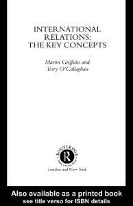 Int. relations key concepts
