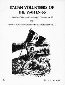 Italian Volunteers of the Waffen SS
