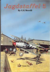 Jagdstaffel 5 (vol.2)