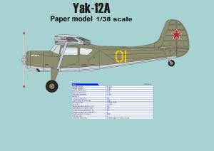 Jakowlew Jak--12A