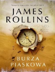 James Rollins - 01 Burza piaskowa