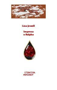 Jewell Lisa 1 Impreza u Ralpha