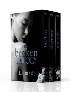 J.L. Drake - The Broken Trilogy Box Set -