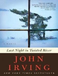 John Irving - Last Night in Twisted River