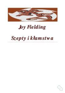 Joy Fielding - Szepty i klamstwa