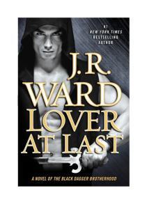 J.R Ward -Bractwo Czarnego Sztyletu 13- Lover at last