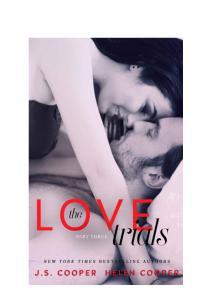 J.S. Cooper - The Love Trials III