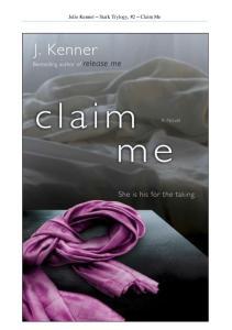 Julie Kenner - 2 - Wezwij mnie