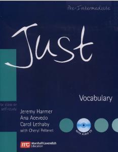 Just Vocabulary PreIntermediate
