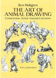 Ken Hultgren - The Art of Animal Drawing