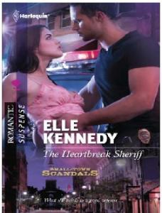 Kennedy, Elle - Heartbreak Sheriff, The -
