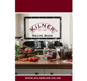 KILNER RECIPE BOOK