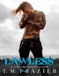 (King #3) -T.M. Frazier - Lawless