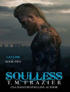 (King #4) -T.M. Frazier - Soulless
