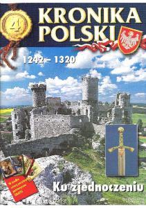 Kronika Polski 4 1242-1320