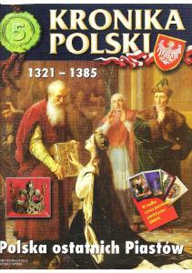 Kronika Polski 5 1321-1385