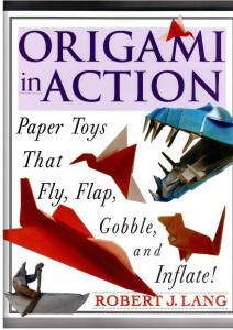 Lang R.J.-Origami in Action