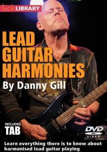 Lead Harmony Guitar Tab Book